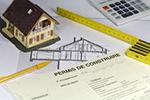 Le permis de construire à Guebling